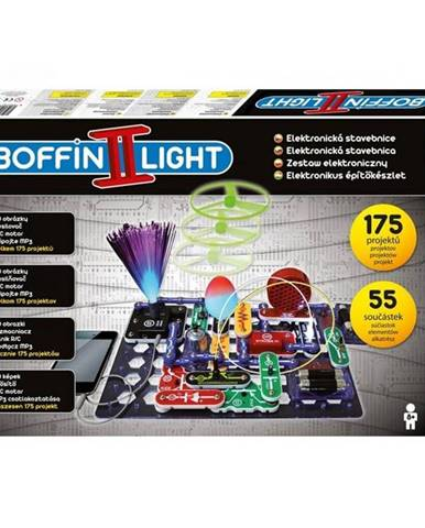 El. stavebnica Boffin II Light
