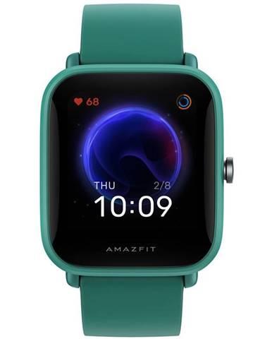 Inteligentné hodinky Amazfit Bip U Pro zelený