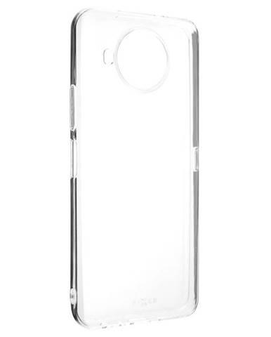 Kryt na mobil Fixed Skin na Nokia 8.3 priehľadný