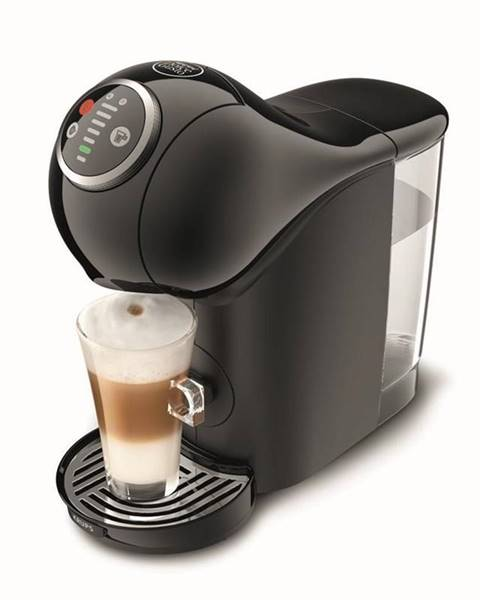 Krups Espresso Krups NescafÉ Dolce Gusto Genio S Plus KP340831 čierne
