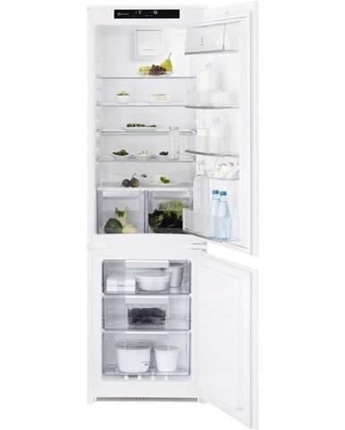 Kombinácia chladničky s mrazničkou Electrolux Lnt7tf18s biele