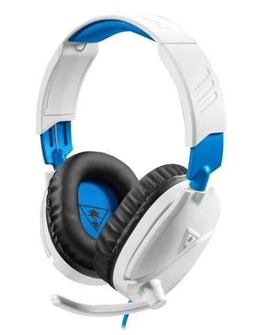Headset  Turtle Beach Recon 70P pro PS4, Xbox One, Nintendo biely
