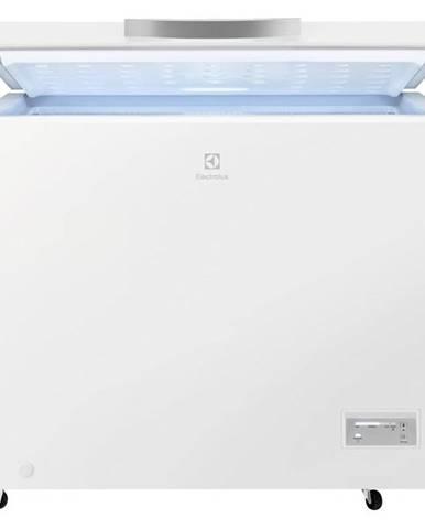 Mraznička Electrolux Lcb3lf26w0 biela