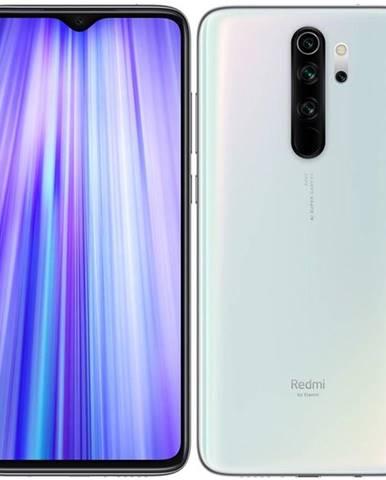Mobilný telefón Xiaomi Redmi Note 8 Pro 64 GB biely