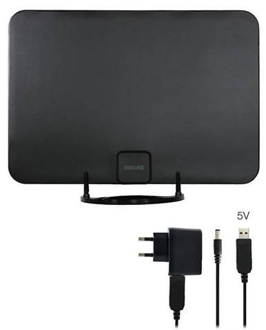 Izbová anténa Evolveo Xany 2A LTE 230/5V, 45dBi aktivní pokojová