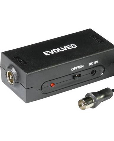 Zosilňovač Evolveo Amp 1 LTE filtr