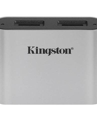 Čítačka pamäťových kariet Kingston Workflow microSdhc/Sdxc Reader