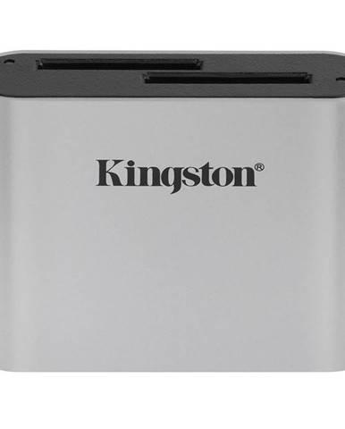Čítačka pamäťových kariet Kingston Workflow Sdhc/Sdxc Reader