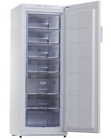 Mraznička Snaige Ice Logic F27SM-T1000F biela