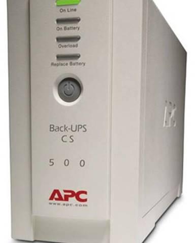Záložný zdroj APC Back-UPS CS 500I
