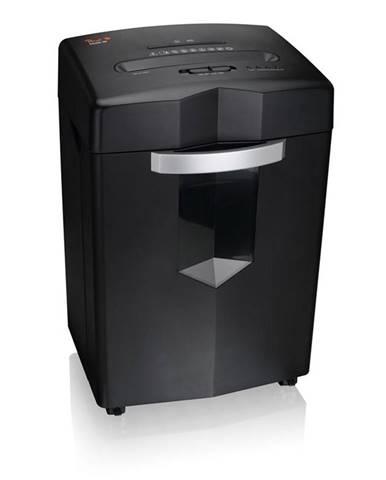 Skartovač Peach PS500-80 18 listů/ 26L/ křížový řez čierny