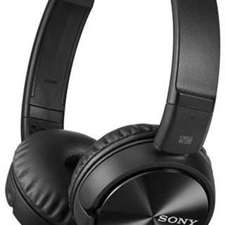 Slúchadlá Sony MDR-Zx110na čierna