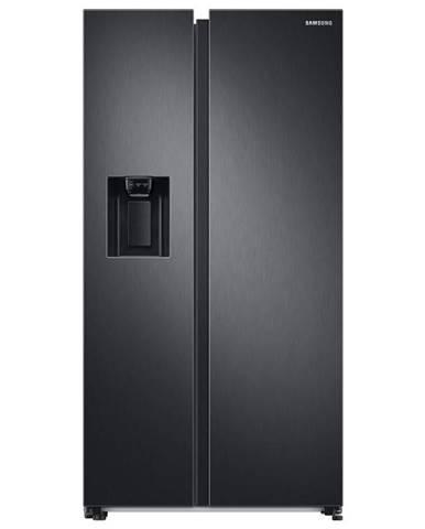 Americká chladnička Samsung Rs68a8841b1/EF čierna