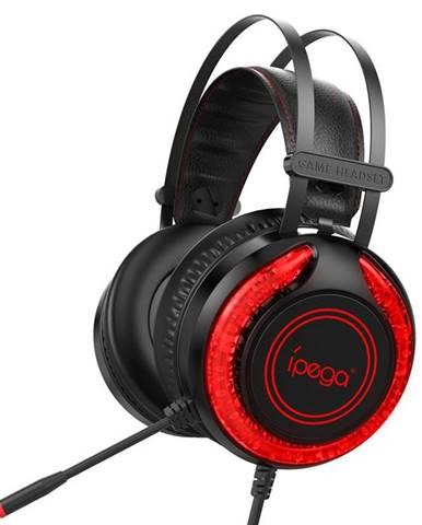 Headset  iPega PG-R015 Gaming Colourfull čierny