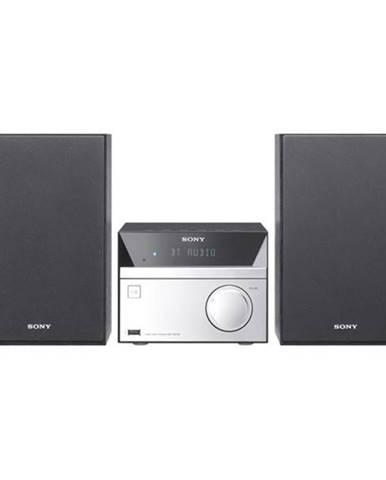 Mikro HiFi systém Sony Cmtsbt20.CEL strieborn