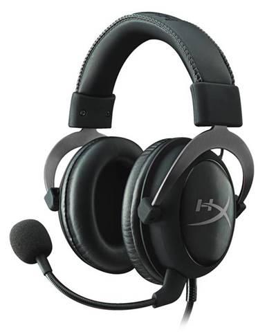 Headset  HyperX Cloud II čierny