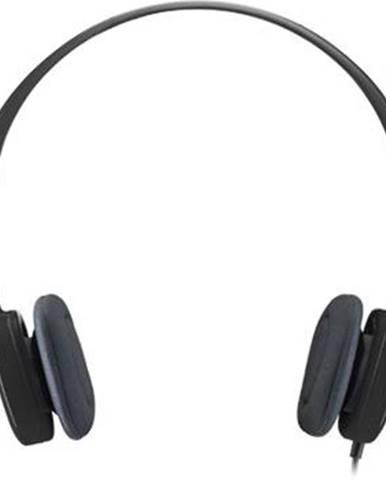 Headset  Logitech H151 čierny