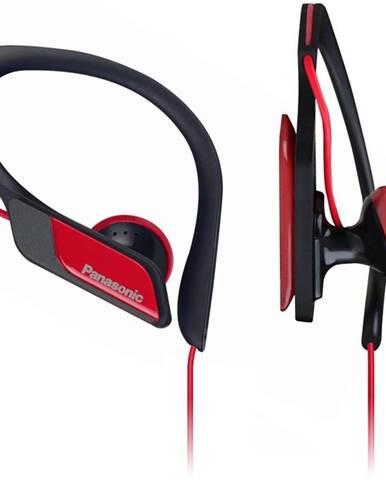 Slúchadlá Panasonic RP-HS34E-R červená