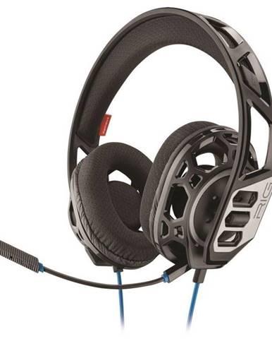Headset  Plantronics RIG 300 HS pro PS4, PS5 čierny