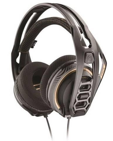 Headset  Plantronics RIG 400 Dolby Atmos čierny