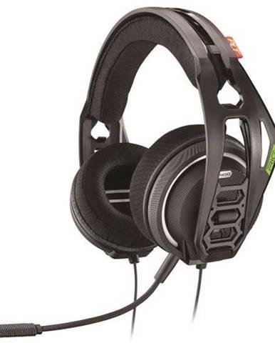 Headset  Plantronics RIG 400HX pro Xbox One, Xbox Series X čierny