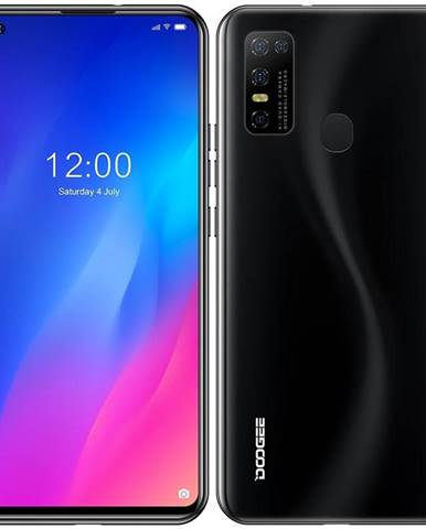 Mobilný telefón Doogee N30 DualSim  čierny
