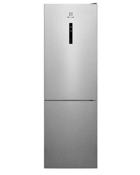 Electrolux Kombinácia chladničky s mrazničkou Electrolux Lnc7me32x2 nerez