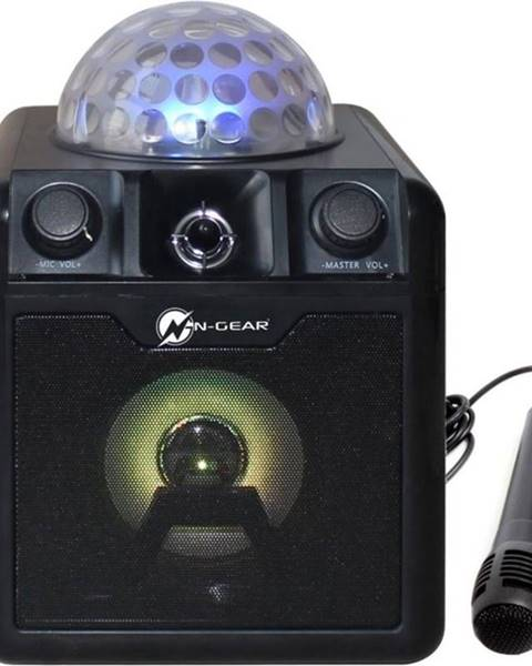 N-Gear Párty reproduktor N-Gear Disco Block 410 čierny