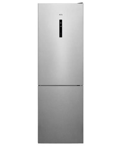 Kombinácia chladničky s mrazničkou AEG Mastery Rcb732d5mx nerez