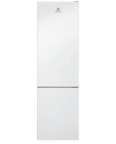 Kombinácia chladničky s mrazničkou Electrolux Lnt7me34g1 biela