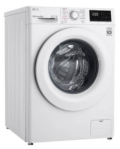 Práčka LG F4turbo9e biela