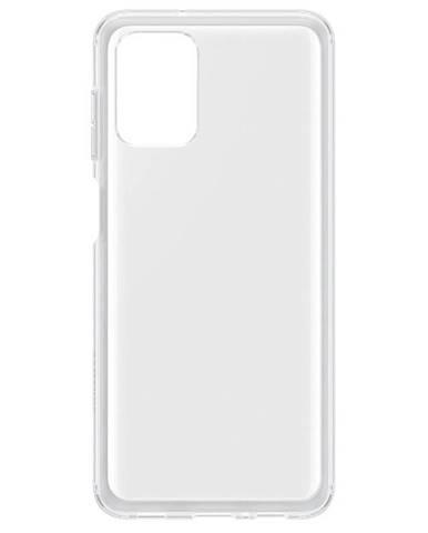 Kryt na mobil Samsung Galaxy A12 priehľadný