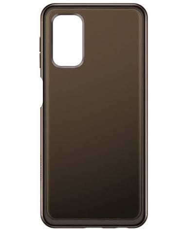 Kryt na mobil Samsung Galaxy A32 5G čierny/priehľadný