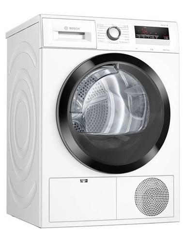 Sušička bielizne Bosch Serie   4 Wth85204by biela
