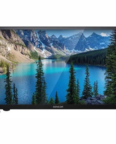 Televízor Sencor SLE 2471TCS čierna