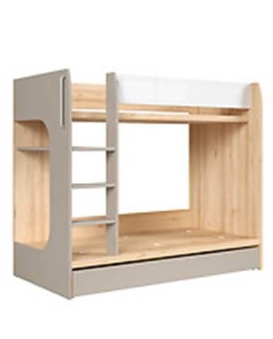 BRW Poschodová posteľ