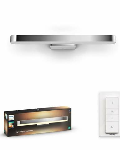 34177/11/P6 Hue Adore SVÍTIDLO NÁSTĚNNÉ LED 40W 3000lm 2200-6500K IP44, lesk.chrom BT Philips