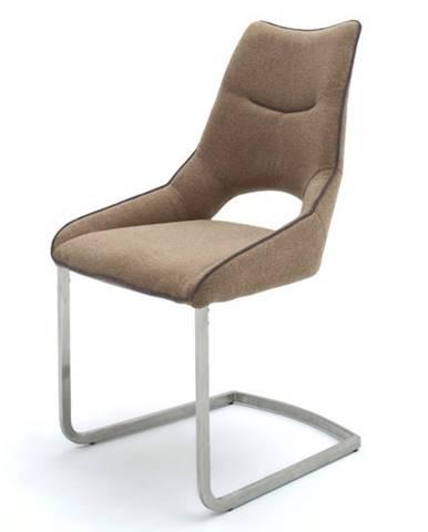 Jedálenská stolička ISLA cappuccino
