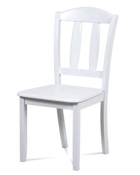 Sconto Jedálenská stolička SAVANA biela