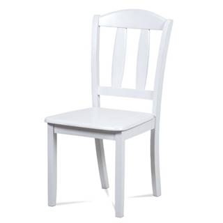 Jedálenská stolička SAVANA biela