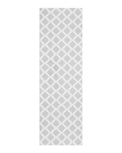 Hanse Home Svetlosivý behúň Zala Living Magic Elegance, 50×150 cm