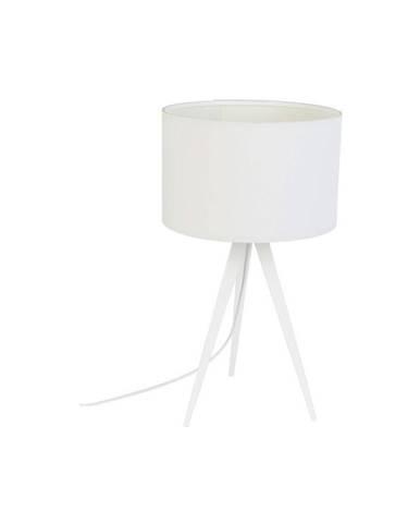 Biela stolová lampa Zuiver Tripod