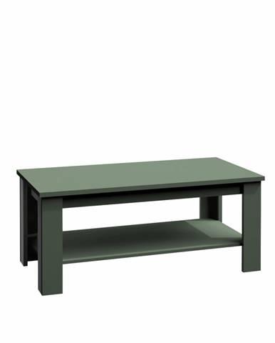 Konferenčný stolík zelená PROVANCE ST2