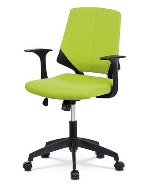 Sconto Kancelárska stolička GORO zelená