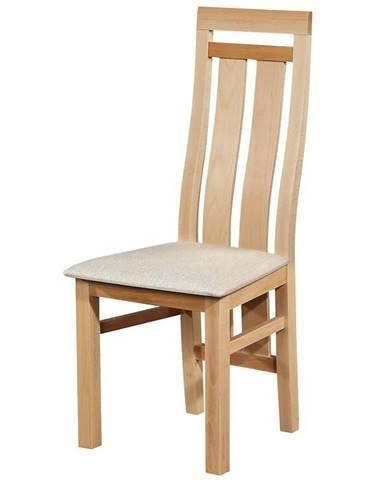 Stolička W117 bukový lak vasco 4