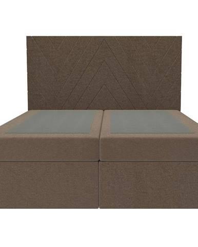 Posteľ Ariel 160x200 Monolith 15 bez vrchného matracu
