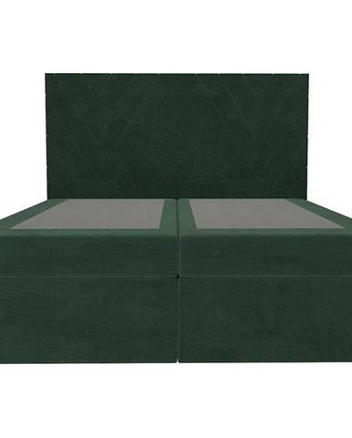 Posteľ Ariel 160x200 Monolith 37 bez vrchného matracu
