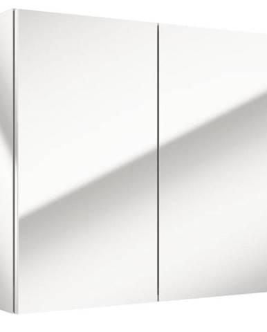 Zrkadlová skrinka Silver Shadow E65 2D0S DSM