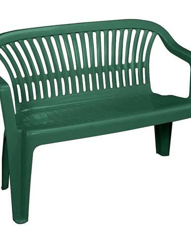 Lavička zelená Diva
