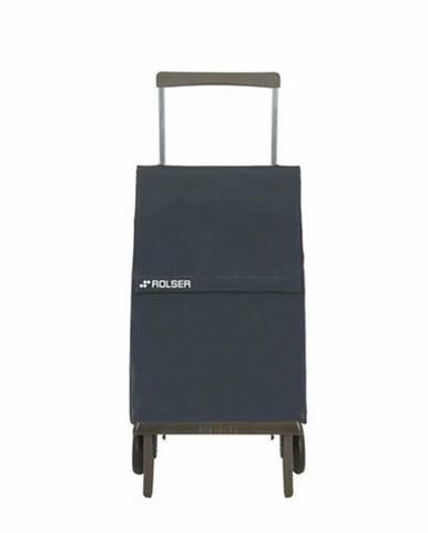 Rolser Nákupná taška na kolieskach Plegamatic Original MF, tmavě šedá